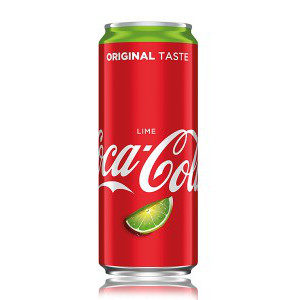 Coca Cola Lime 0,2l