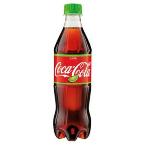 Coca Cola Lime 0,5l