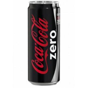 Coca Cola Zero 0,33l SLEEK