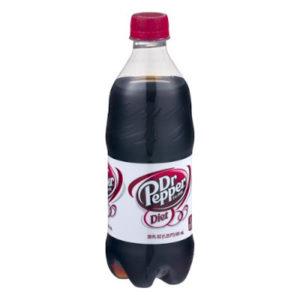 Dr Pepper Diet 0,5l