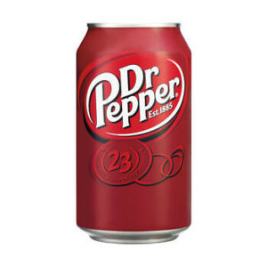 Dr Pepper Original 0,33l