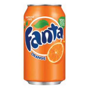 Fanta Orange 0,33l