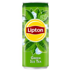 Lipton Ice Tea Green Tea 0,33l SLEEK