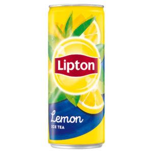 Lipton Ice Tea Lemon 0,33l SLEEK