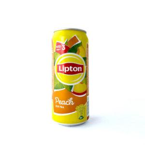 Lipton Ice Tea Peach 0,33l SLEEK