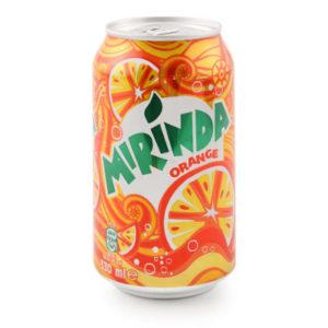 Mirinda Orange 0,33l