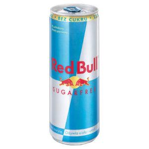 Red Bull Sugar Free 0,25l