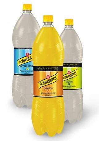 Schweppes Tonic Citrus Lemon